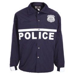 NYPD NYLON SHELL RAID JACKET NYPD