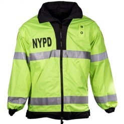 NYPD ULTIMATE LIGHTWEIGHT REVERSIBLE RAINCOAT