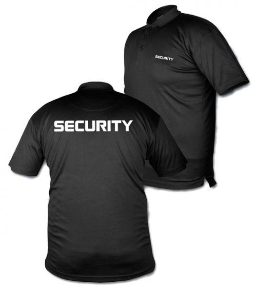 Polo Manga Corta Seguridad