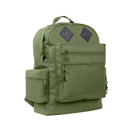 Rothco Deluxe Day Pack - Bags - The Uniform Hub