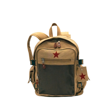 Rothco Vintage Canvas Backpack - Accessories - Bags - The Uniform Hub