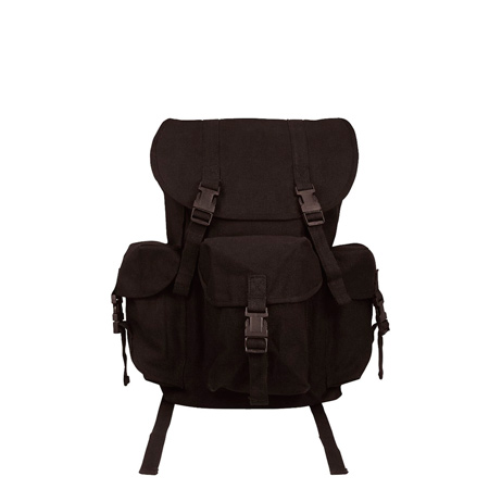 Rothco Canvas Outfitter Backpack - Bags - Accessories - The Uniform Hub