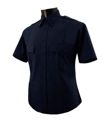Camisa Manga Corta Policía de Ponce 100% Poliester