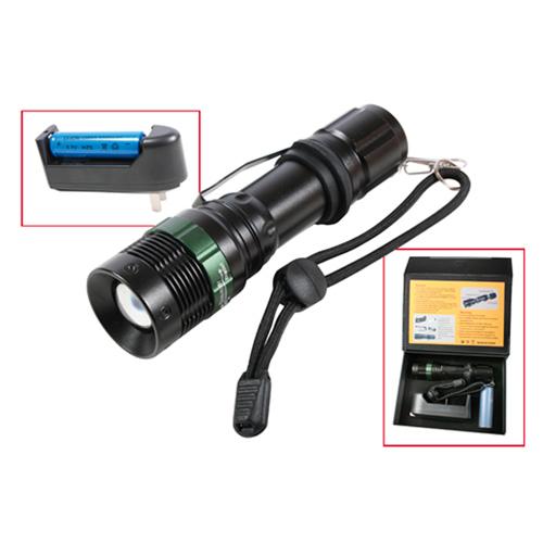 Rothco 3 Watt LED Flashlight With Charger