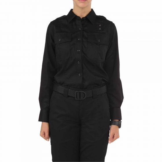 Women's Twill PDU Class-A Long Sleeve Shirt 62064