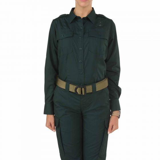Women's TACLITE PDU Class-A Long Sleeve Shirt 62365_850_01