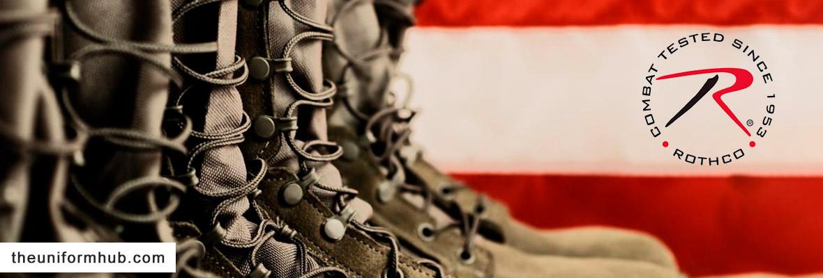 Rothco Brand | The Uniform Hub | www.theuniformhub.com