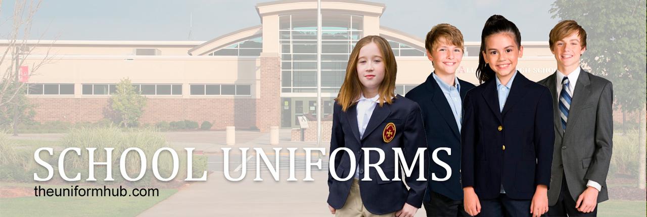 School Uniforms | The Uniform Hub