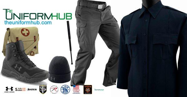 The Uniform Hub | Uniforms - Pants - Shirts - Law Enforcement - Accessories - Boots - Bags