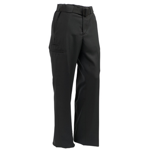 El Beco Men's Black Prestige West Coast Hidden Cargo Pants
