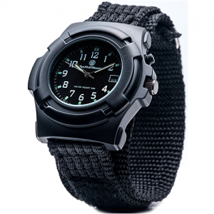 Smith & Wesson Lawman Watch - Electronic Back