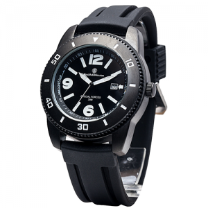 Smith & Wesson PARATROOPER WATCH W/RUBBER BAN