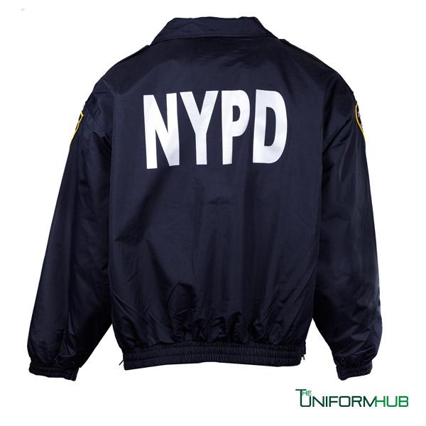 NYPD WATERPROOF DUTY JACKET
