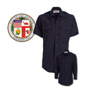 LAPD 100% WOOL SHIRT