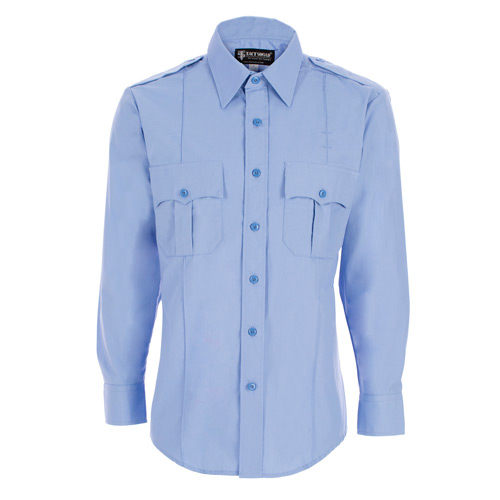 women Poly / Cotton Uniform Shirt Long Sleeve – Tactsquad