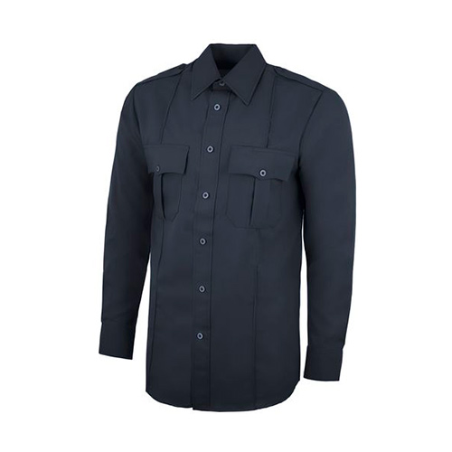 NYPD Shirt Poly/Cotton Long Sleeve